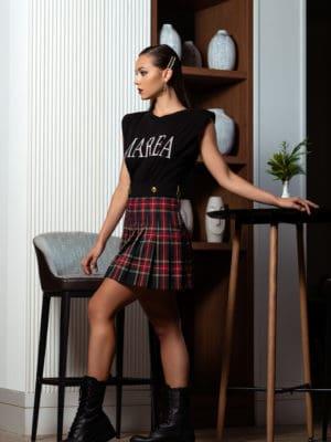Черна тениска Мареа black