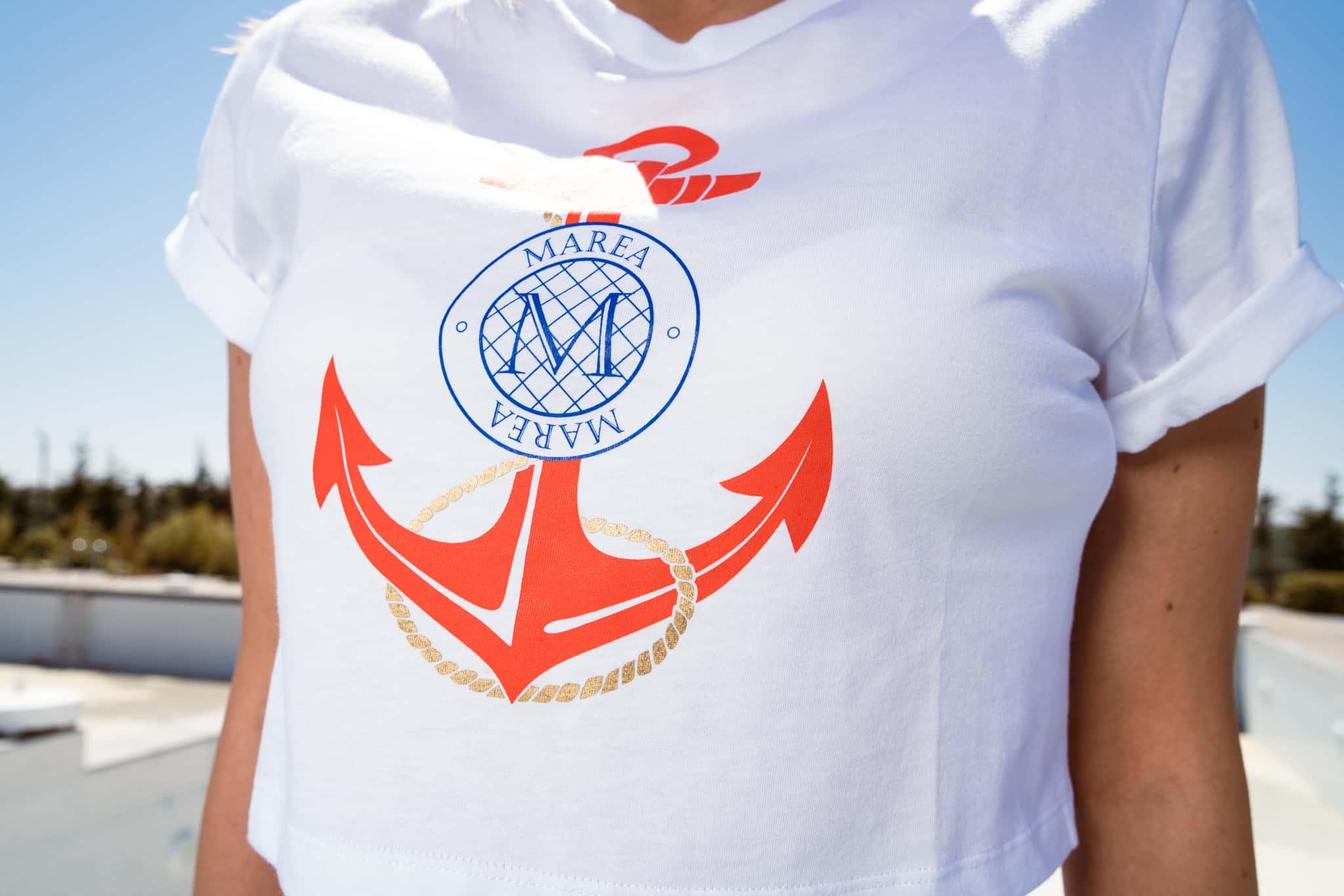 Къса тениска Monaco