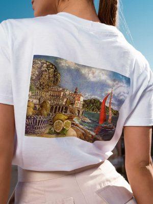 Тениска Amalfi